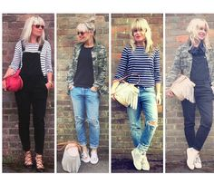 The Fashion Lift: School Run Style - The Basics to get you through Autumn Casual Chic Style, Casual Street Style, Style Me, Warm Outfits, New Outfits, Fashion Outfits, The Fashion Lift, School Run Style, New Mummy