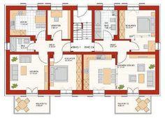 die besten  grundriss mehrfamilienhaus ideen auf pinterest