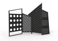 In Milan this month, Colé Italian design label will show two new folding screens signed by Catharina Lorenz and Steffen Kaz and new variations on the collection Tapparelle, designed by Emmanuel Gallina.