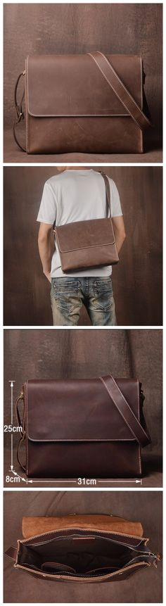 School Bags: Promotional Items That Work – Bags & Purses Funny Christmas Gifts, Unique Christmas Gifts, Leather Anniversary Gift, Leather Gifts, Leather Art, Vintage Bags, Fashion Bags, Fashion 2017, Handmade Bags