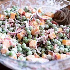 Pea Salad (Frontier Woman)