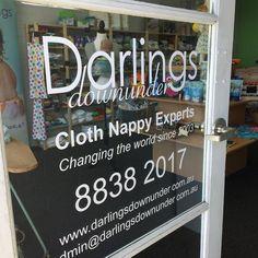 Darlings Downunder: Modern Cloth Nappies Australia & Swim Nappies