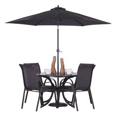 cayman round 4 seater stacking set americano the uks no 1 garden furniture store