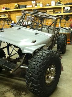 KORE Defender Chassis - Pirate4x4.Com : 4x4 and Off-Road Forum