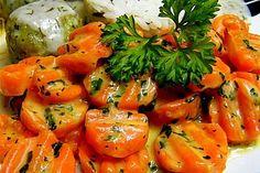 Einfaches Möhrengemüse 1