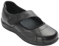 4150180f44c6  174 Drew Shoes MORGAN Womens Mary Janes Black 8 Diabetic Orthotic  Therapeutic  Drew  Comfort