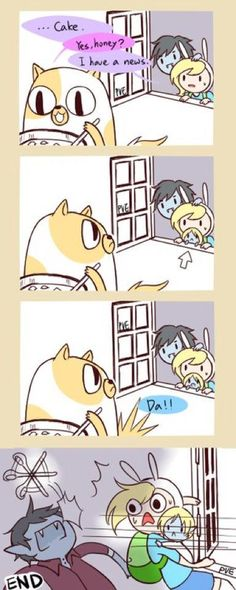 hahahhahhaha.. Love it! u should do prince gumball and flame prince