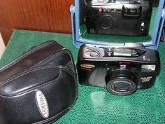 Samsung Panorama Slim Zoom 1150, AF 38-115mm Auto Macro gebraucht kaufen bei Hood.de