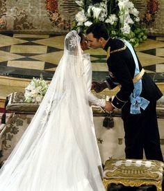 Wedding of The Prince of Asturias to Letizia Ortiz
