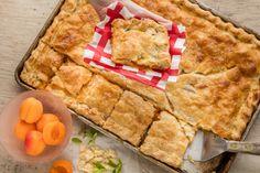 Fruit Slab Pie