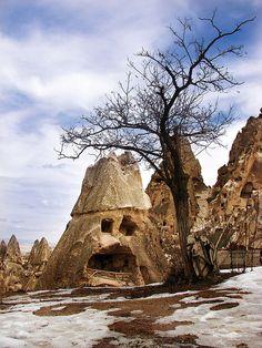 Capadocia house in Turkey