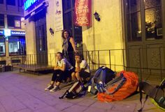 Piccoli Backpackers, Istanbul h. 4,00 a. m.