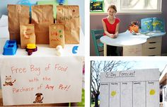 10 Incredible Set Ups for Dramatic Play