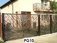 porti fier forjat natural Fence, Gate, Home And Garden, Metal, Interior, Room, Furniture, Home Decor, Euro