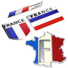 MAGNET Flag Nationality Funny Joke Car Fridge STICKER Trust Me I/'m French