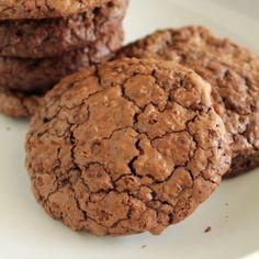 Διπλά σοκολατένια μπισκότα