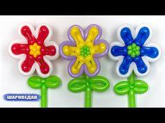 20 decoraciones con flores hechas de globos sorprendentes -