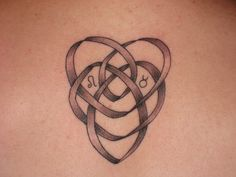 celtic+mother+knot+tattoo | Motherhood Celtic Eternal Love Trinity Tattoo