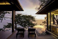 The Hotel Pullman Phuket Arcadia Naithon Beach has opened in Phuket, Thailand, overlooking the sandy west coast of Naithon Beach Phuket Resorts, Best Resorts, Phuket Thailand, Thailand Travel, Pullman Phuket, Romantic Escapes, Romantic Destinations, Beach Hotels, Luxury Travel