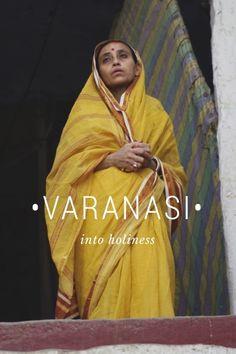 Varanasi: into holiness