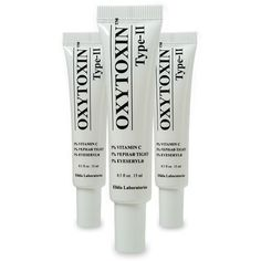 Oxytoxin Type-II 3pack - Best Eye Cream - Eye Cream for Dark Circles and Puffiness - Best Under Eye Cream for Wrinkles -- Check out the image by visiting the link.
