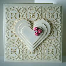 Makes a lovely wedding card