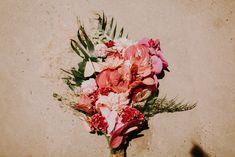 Homemade Wedding Dress for a Tropical Wedding at Syon Park by Darina Stoda Rosa tropischer Hoc White Bridesmaid Dresses, Pink Wedding Dresses, Designer Wedding Dresses, Pink Wedding Decorations, Pink Wedding Colors, Homemade Wedding Dresses, Tropical Wedding Bouquets, Fair Skin, Gift List