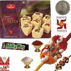 Wedding Gift For Brother In India : ... Raksha Bandhan on Pinterest Rakhi, Raksha bandhan and Gift hampers