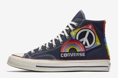 #Gay #Pride #Designers #Sneakers #Shoes Designed 4 #GayPrideMarch 2017 #Fashion