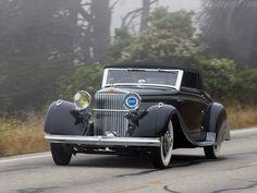 Hispano Suiza K6 Brandone Cabriolet de 1934