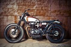 YAMAHA XS650 BY LA CORONA MOTORCYCLES