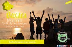 Oaxaca Festival de Jazz