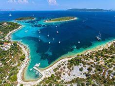 Vacanze barca a vela in Croazia con amici. #vacanzebarcavela #vacanzeincroazia #skipperclub #advside #vacanzeconamici