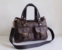c2859716f Louis Vuitton MANHATTAN M44207 - Bella Vita Moda #louis vuitton  #louisvuittonlover #louisvuittonbag #