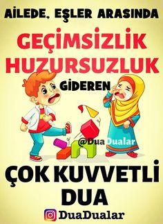Eşler arası geçimsizlik huzursuzluk gideren dua... Allah Islam, Islam Quran, Gifts For Office, Thing 1, Baby Knitting Patterns, Good To Know, Einstein, Pray, Inspirational Quotes