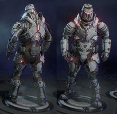ArtStation - Doom DLC - MP Sets, Efgeni Bischoff