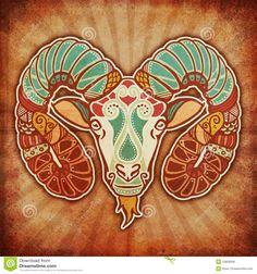 ♈ Grunge Zodiac - Aries