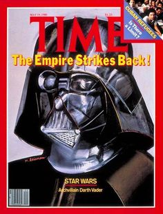 TIME Magazine Cover: Star Wars -- May 19, 1980.
