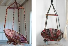 Knockout Knockoffs: Gypsy Swing Chair