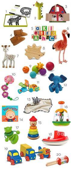 Baby Toys Under $25