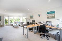 Coastal Style: My Office & Studio