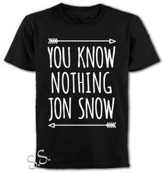 Esta camisa para los que piensen como Ygritte: | 23 Cosas que todos los fans de Game of Thrones querrán comprar