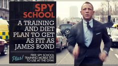A Double O has to be strong, fast, and athletic. We'll have you ready for the spy academy in no time.