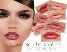 Loud Mouth Applier for Ashley Skin! | Flickr - Photo Sharing!