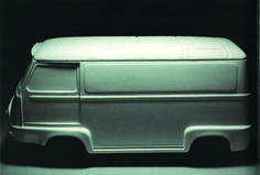OG | 1958 Renault Estafette | Styling scale clay model