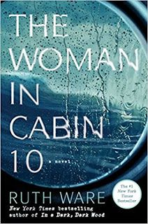 """The Woman in Cabin 10 by Ruth Ware. """"From New York Times bestselling author of the 'twisty-mystery' (Vulture) novel In a Dark, Dark Wood, comes The Woman in Cabin an equally suspenseful and haunting novel from Ruth Ware - this time, set at sea. New Books, Good Books, Books To Read, Reading Lists, Book Lists, Reading Nook, Reading 2016, New York Times, Ny Times"""