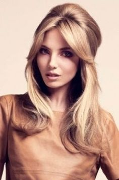 Image result for bridget bardot hair half up