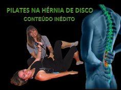 Curso Gratis Pilates na Hérnia de Disco - YouTube