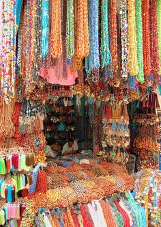 Moroccan Market | HOME SWEET WORLD