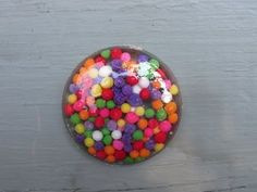 Candy Resin Charm Craft Tutorial - YouTube